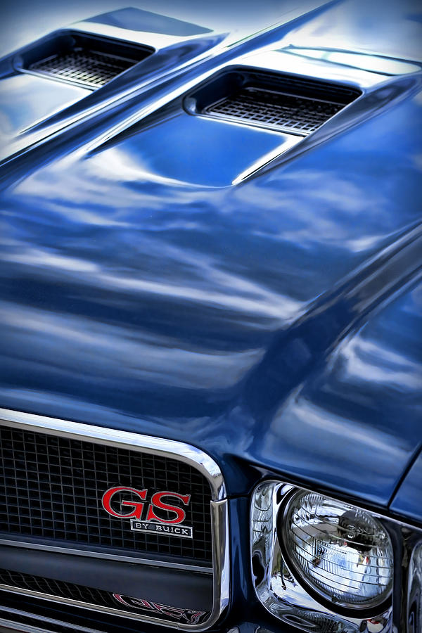 1970 Buick Gs 455  Photograph