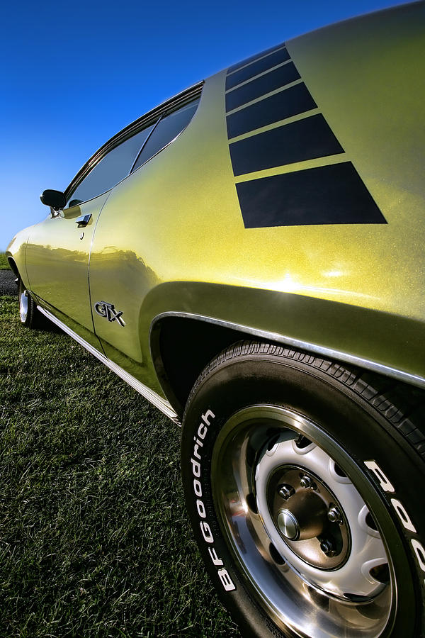 1971 Plymouth Gtx Photograph  - 1971 Plymouth Gtx Fine Art Print