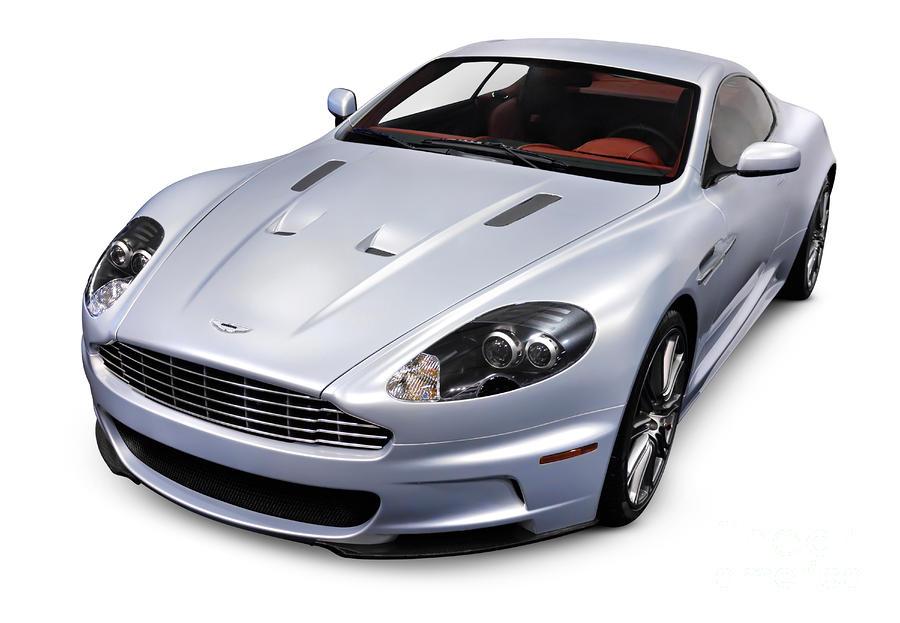 2009 Aston Martin Dbs Photograph