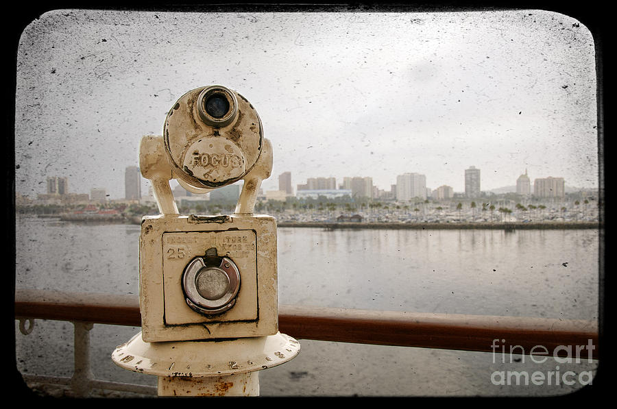 Art Photograph - 25 Cent Views by Charles Dobbs