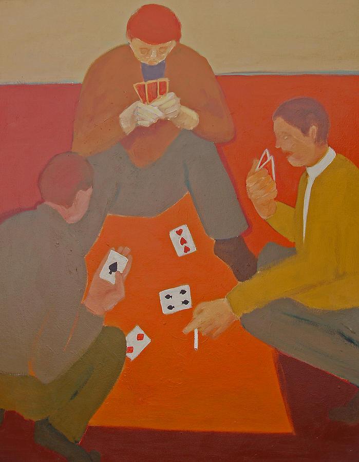 5 Card Stud Painting