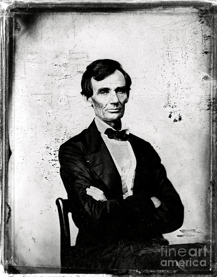 Abraham Lincoln, 16th American President Photograph  - Abraham Lincoln, 16th American President Fine Art Print