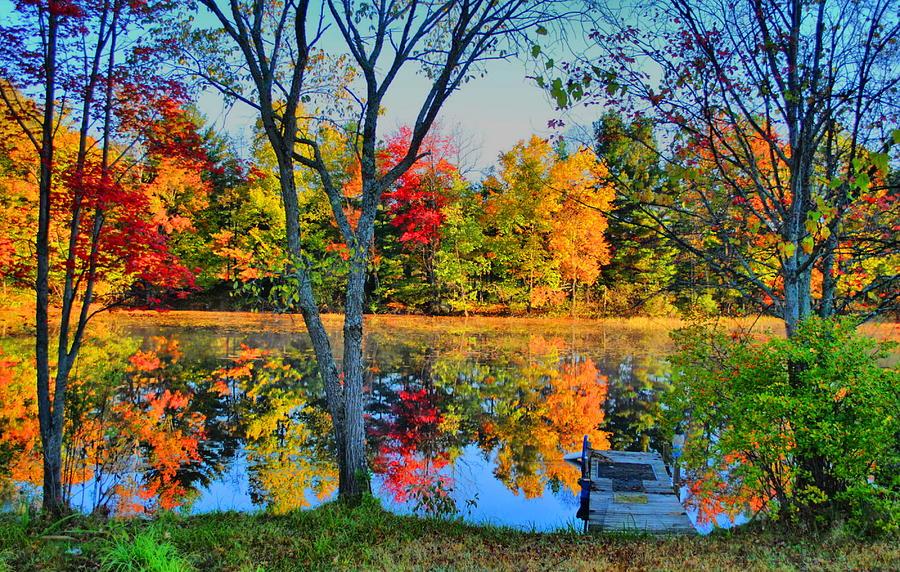 Adirondack Calm Photograph