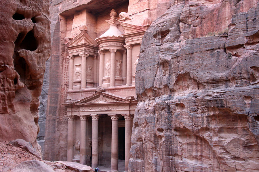 Al Khazneh (the Treasury), Petra, Jordan Photograph  - Al Khazneh (the Treasury), Petra, Jordan Fine Art Print
