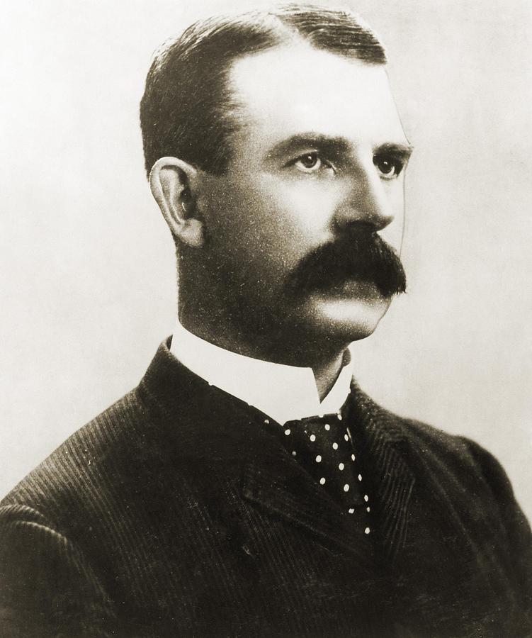 Albert Goodwill Spalding Photograph