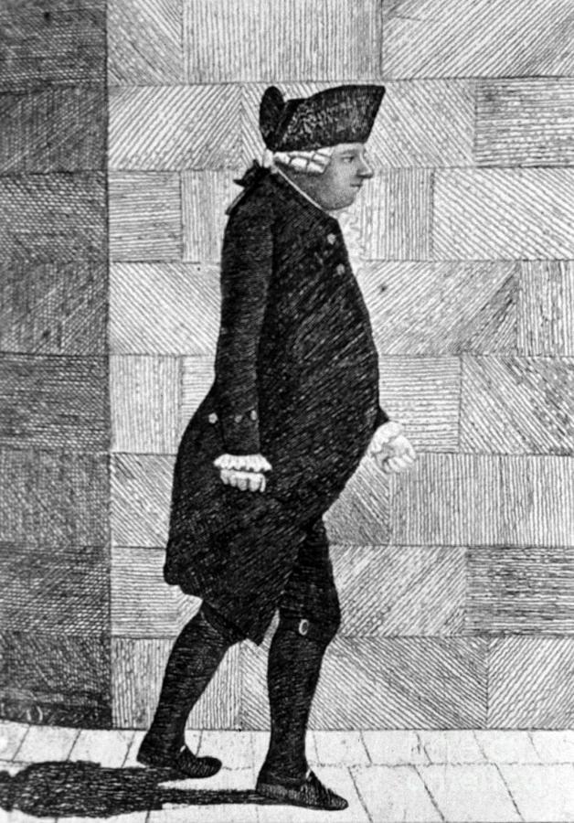 Alexander Monro II, Scottish Anatomist Photograph