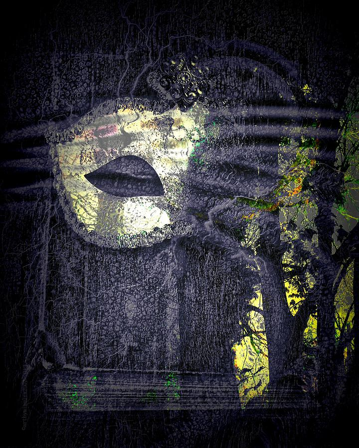 Ancient Knowledge Digital Art  - Ancient Knowledge Fine Art Print