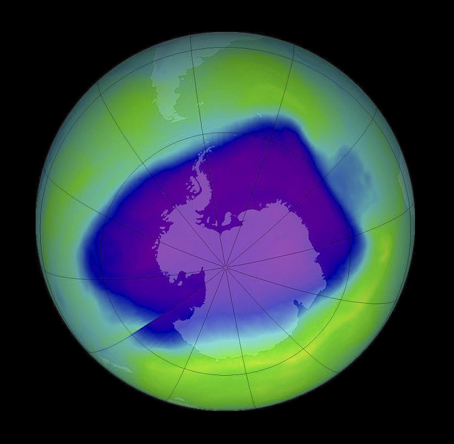nasa ozone hole - photo #4