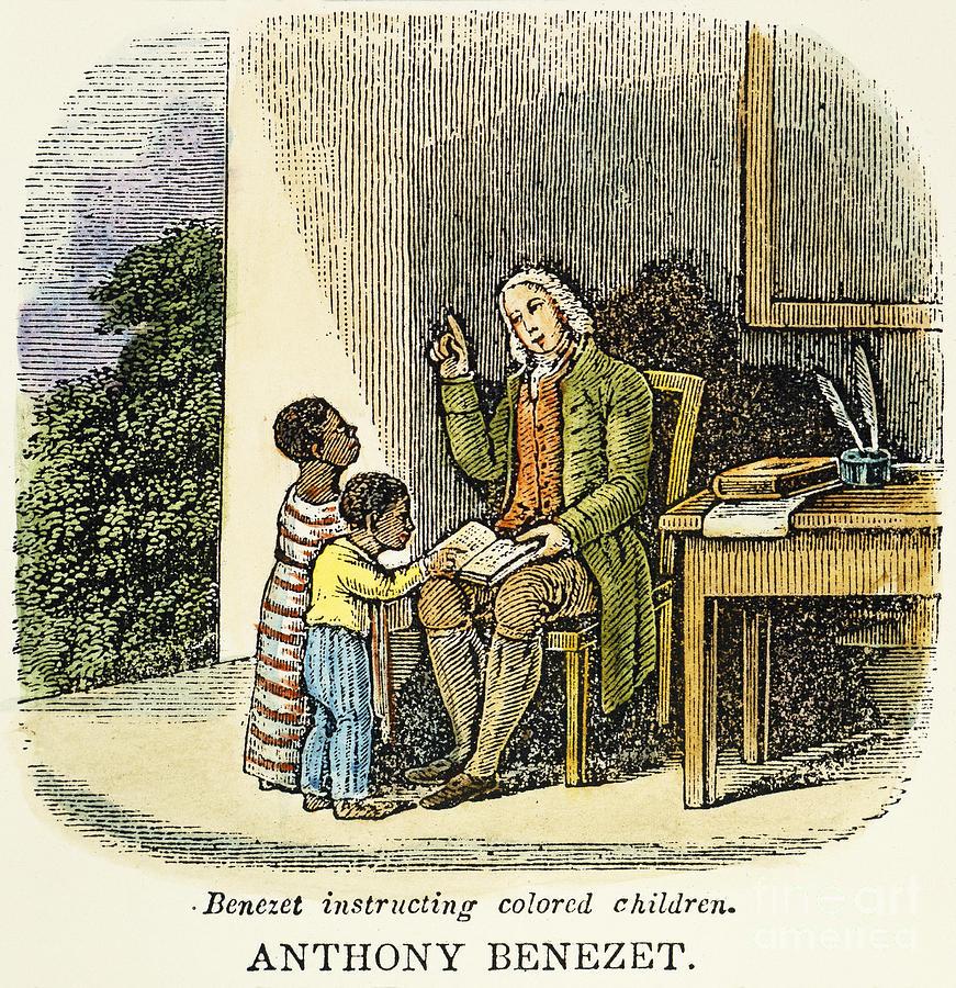 Anthony Benezet (1713-1784) Photograph