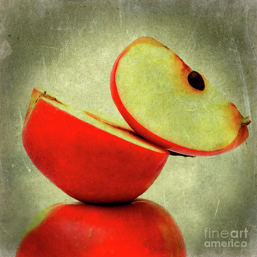 Apples Photograph  - Apples Fine Art Print