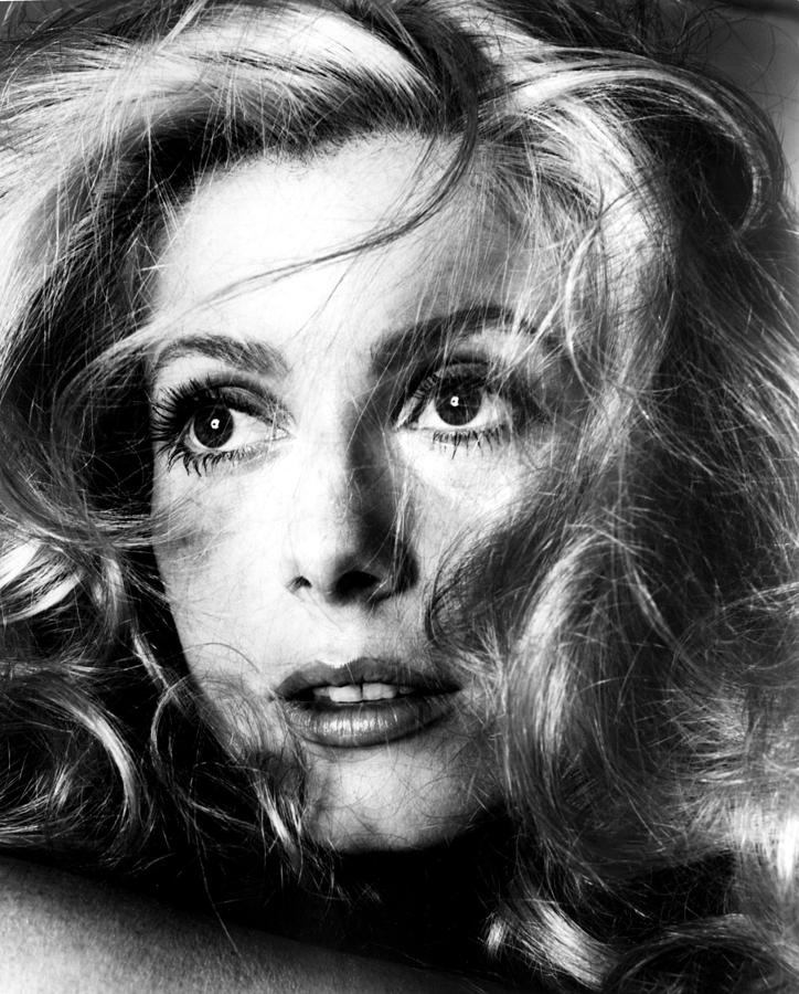 April Fools, Catherine Deneuve, 1969 Photograph  - April Fools, Catherine Deneuve, 1969 Fine Art Print