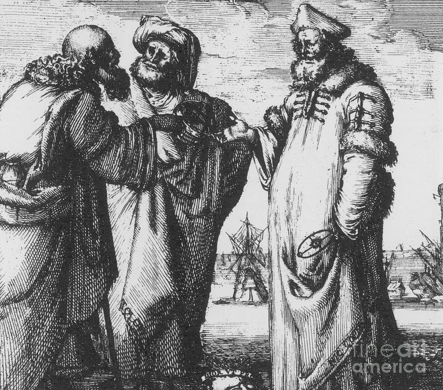 History Photograph - Aristotle, Ptolemy And Copernicus by Science Source