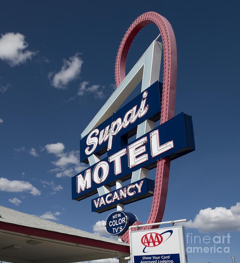 Arizona: Motel, 2009 Photograph