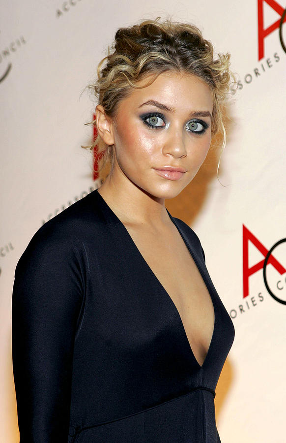 Ashley Olsen Wearing Calvin Klein Photograph
