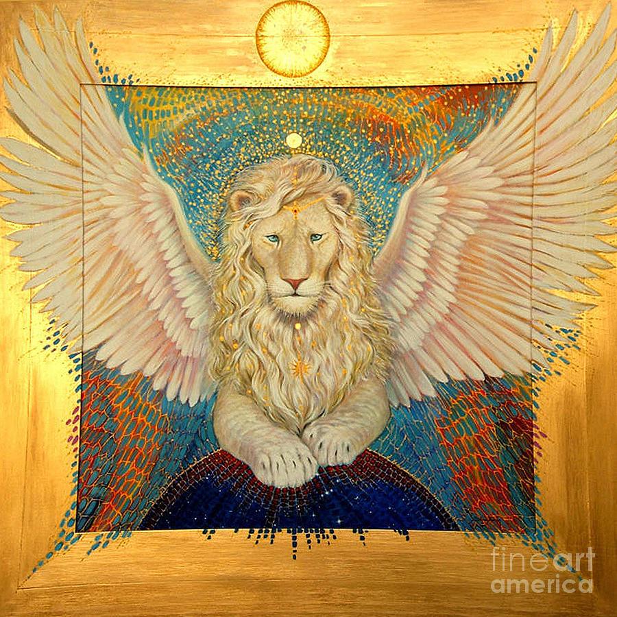 Aslan  Painting