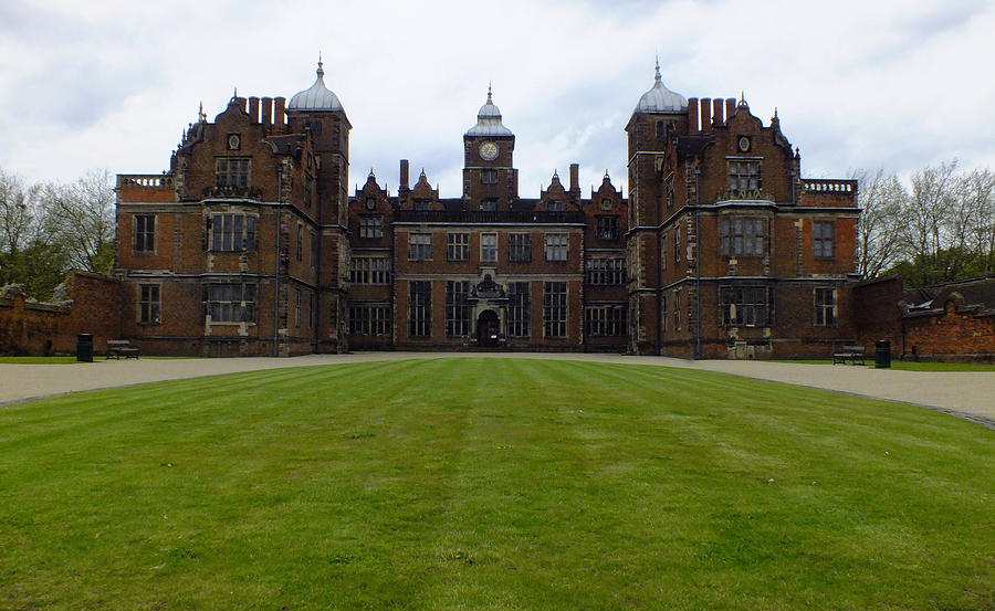 Aston Hall Photograph  - Aston Hall Fine Art Print
