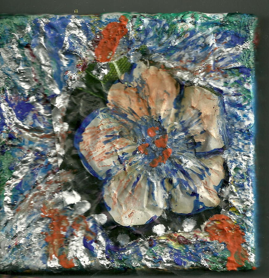 Attention Impasto Lovers Painting