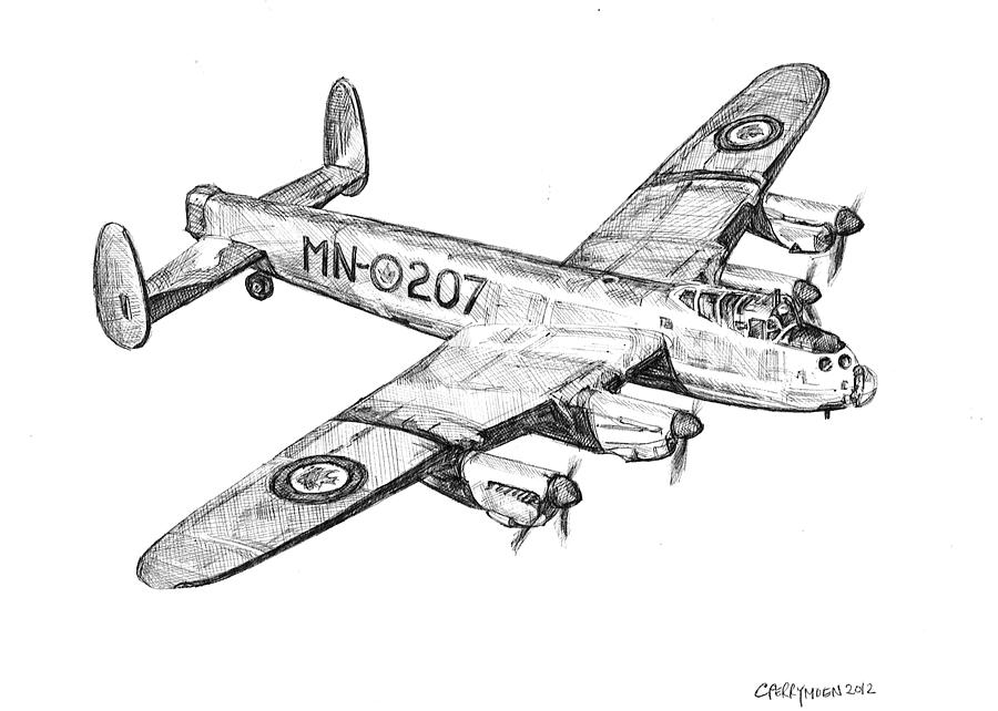 related keywords  u0026 suggestions for lancaster bomber drawings