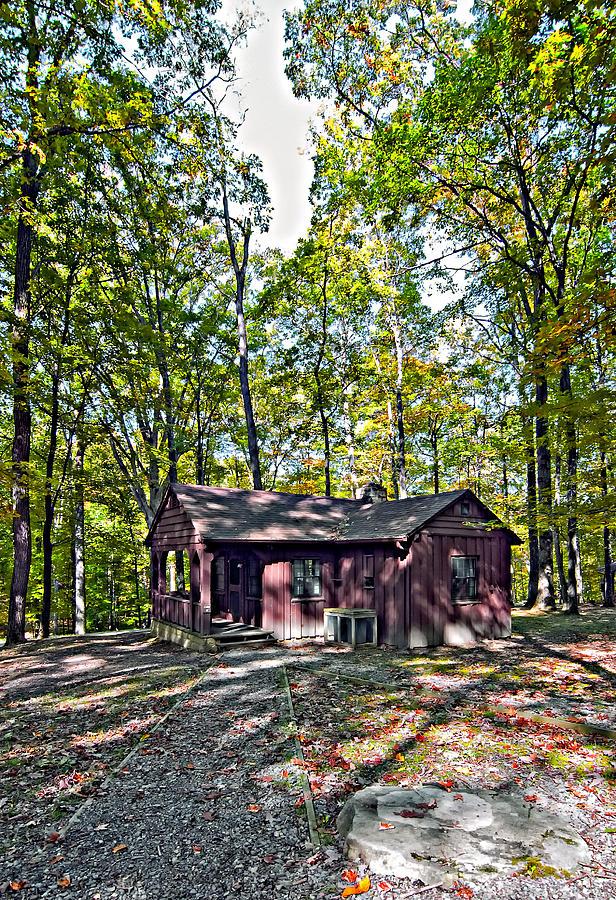 Babcock Cabin Photograph