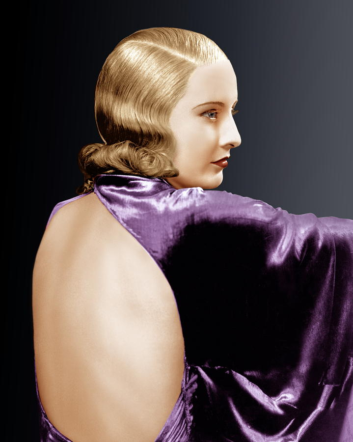 Baby Face, Barbara Stanwyck, 1933 Photograph