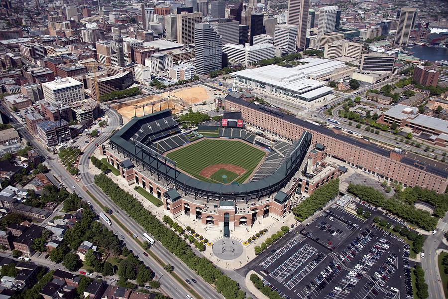 Baltimore: Oriole Park, 2006 Photograph