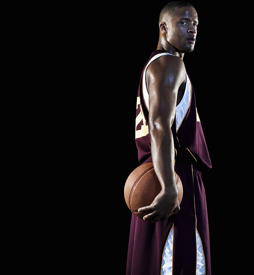 Basketball Player Photograph  - Basketball Player Fine Art Print
