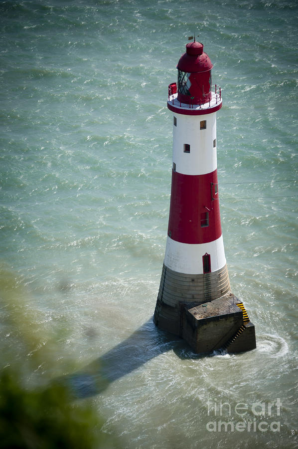 Beachy Head Lighthouse. Photograph