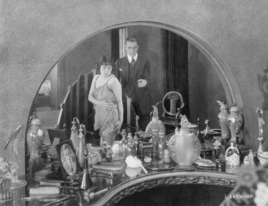 bedroom scene 1920s is a photograph by granger which was uploaded on