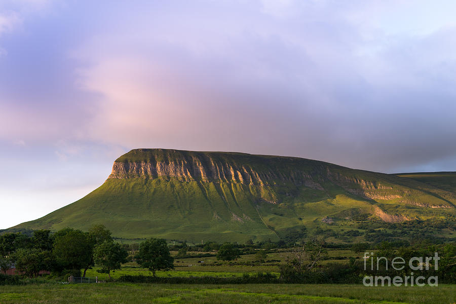 Ben Bulben Photograph  - Ben Bulben Fine Art Print