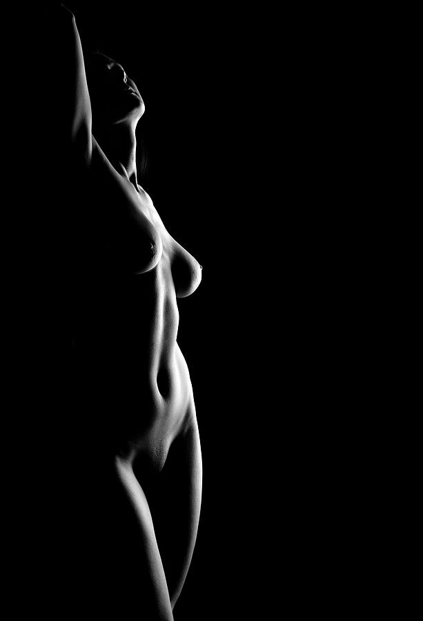 Good black and white fine art nude photography