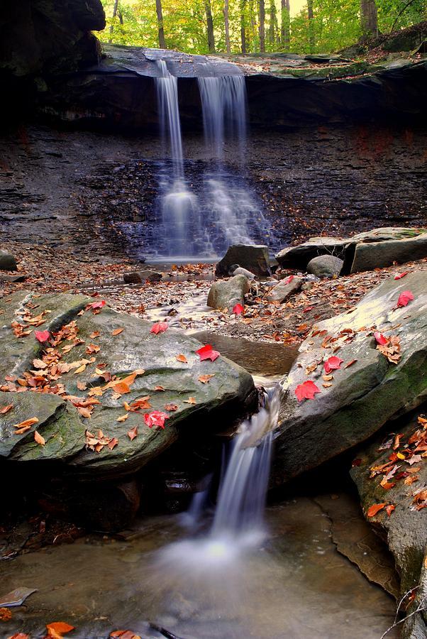 Blue Hen Falls Photograph