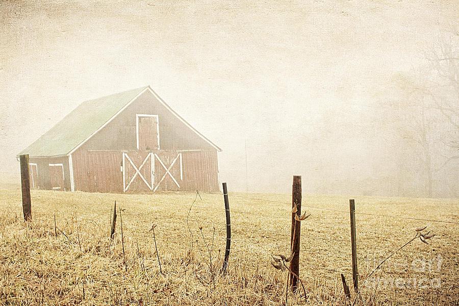 Blue Ridge Farm Photograph