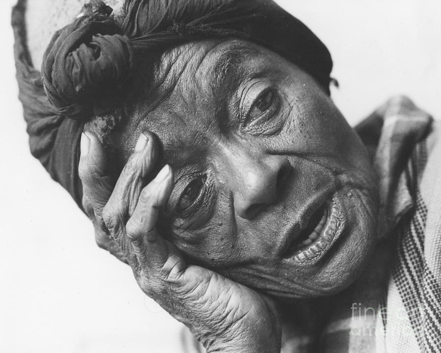 Born A Slave Photograph