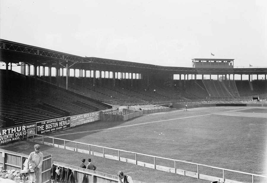 Boston: Fenway Park, 1912 Photograph