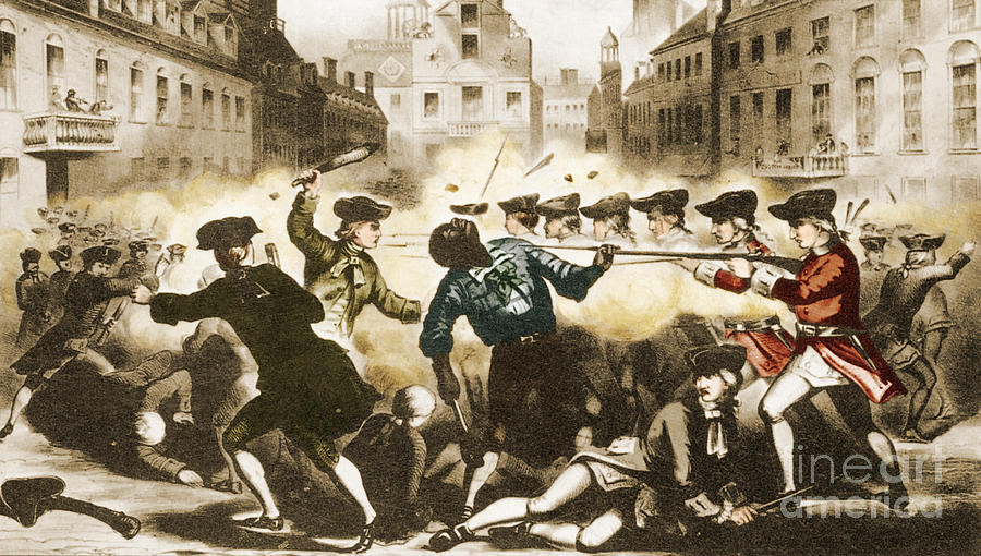 causes of the boston massacre Later known as the boston massacre, the fight began after an unruly group of colonists – frustrated with the presence of british soldiers in their.