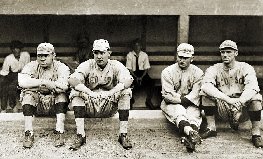 Boston Red Sox, C1916 Photograph