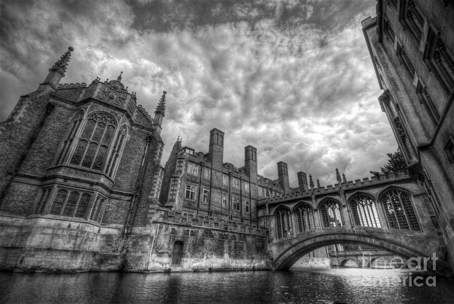 Bridge Of Sighs - Cambridge Photograph