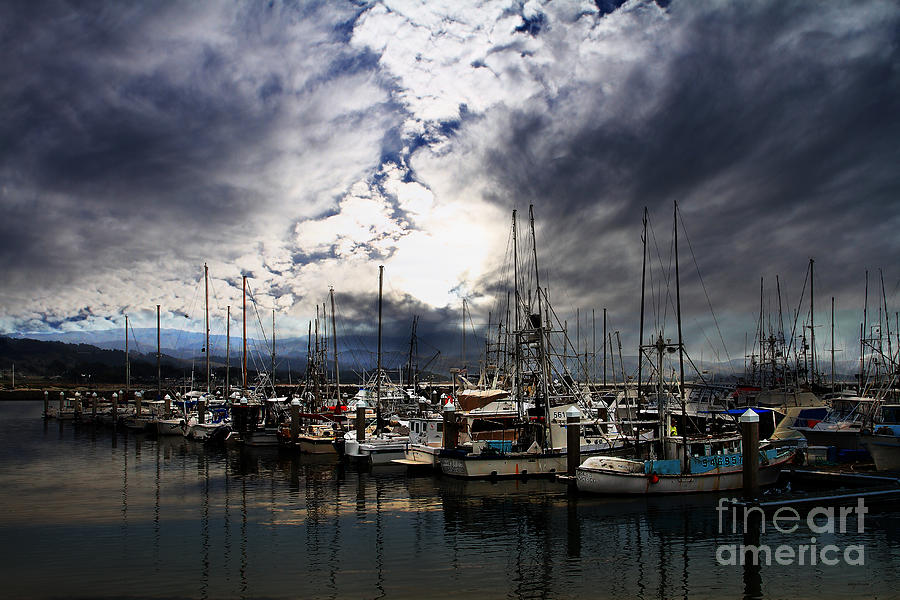Calm Before The Storm Photograph  - Calm Before The Storm Fine Art Print