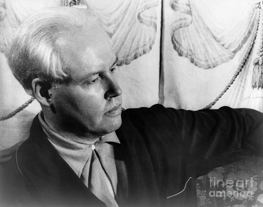 Carl Van Vechten (1880-1964) Photograph