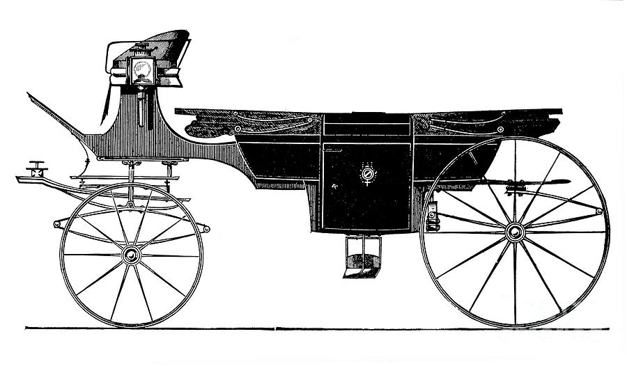 Carriage: Landau Photograph