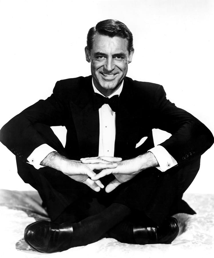Cary Grant By Everett