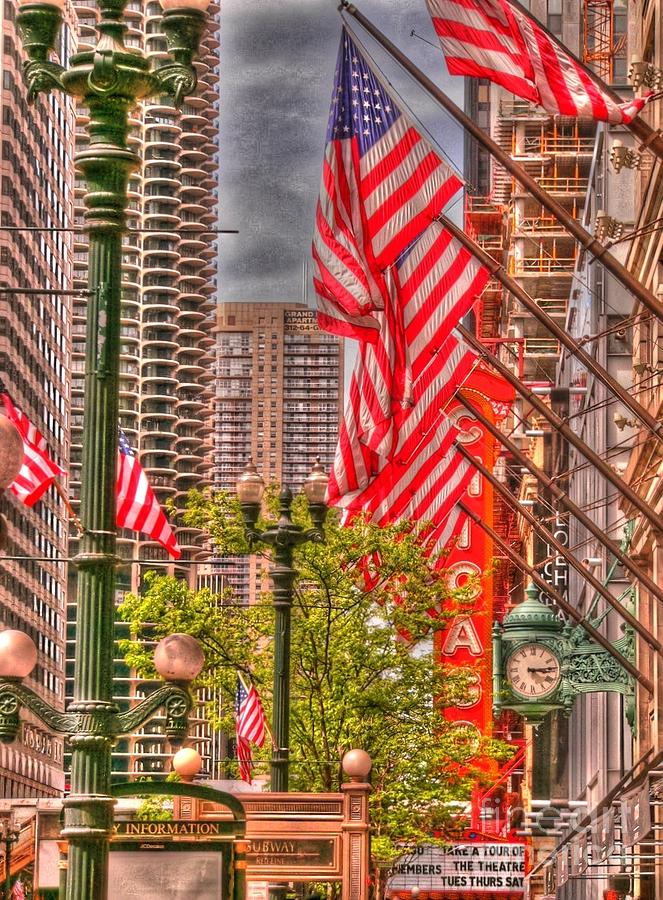 Celebrating Independence Photograph  - Celebrating Independence Fine Art Print