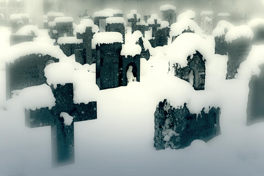 Cemetery Photograph