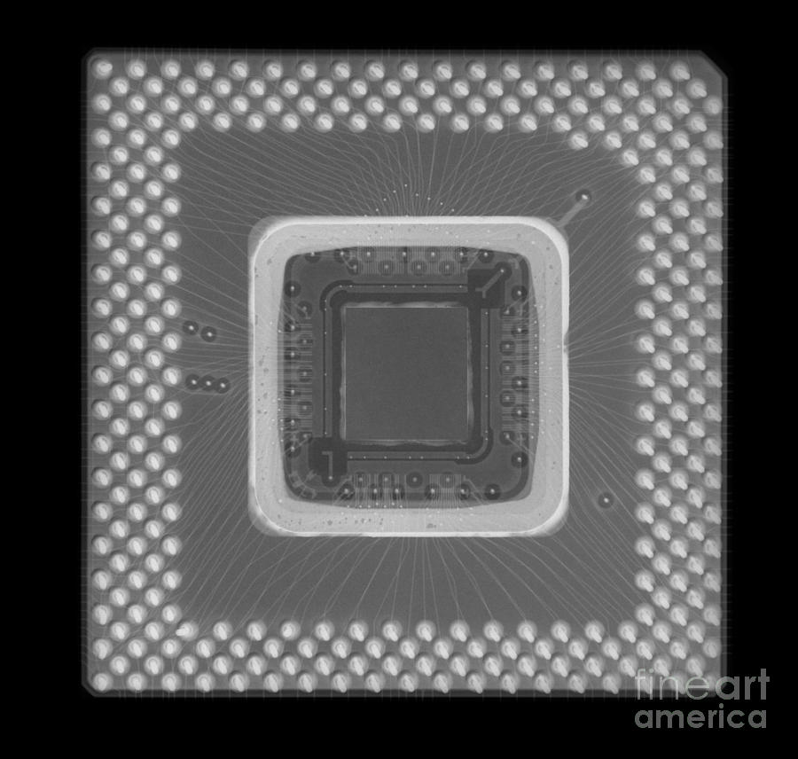 Central Processor Photograph