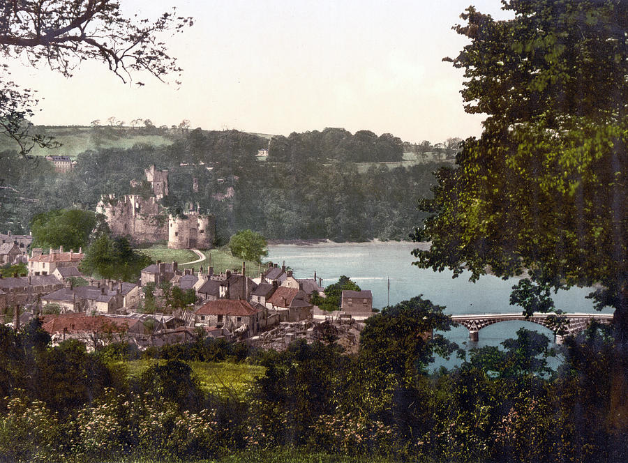 Chepstow United Kingdom  City pictures : Chepstow Photograph Chepstow Wales United Kingdom by ...