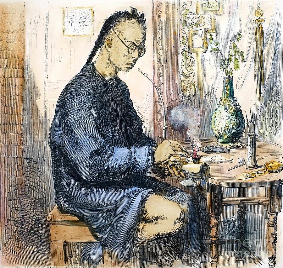 Opium Art China: Opium, 1...