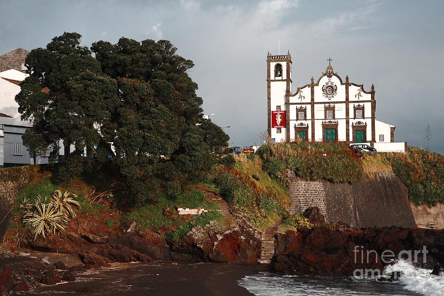 Church By The Sea Photograph