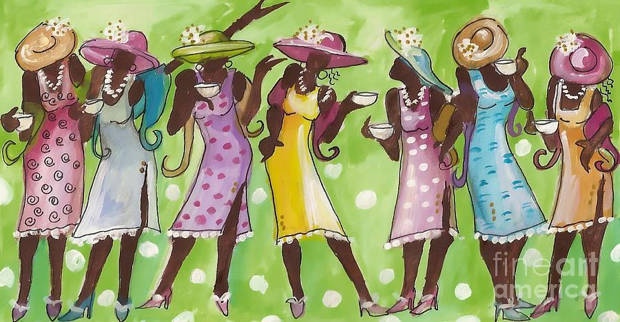 clip art church ladies - photo #2