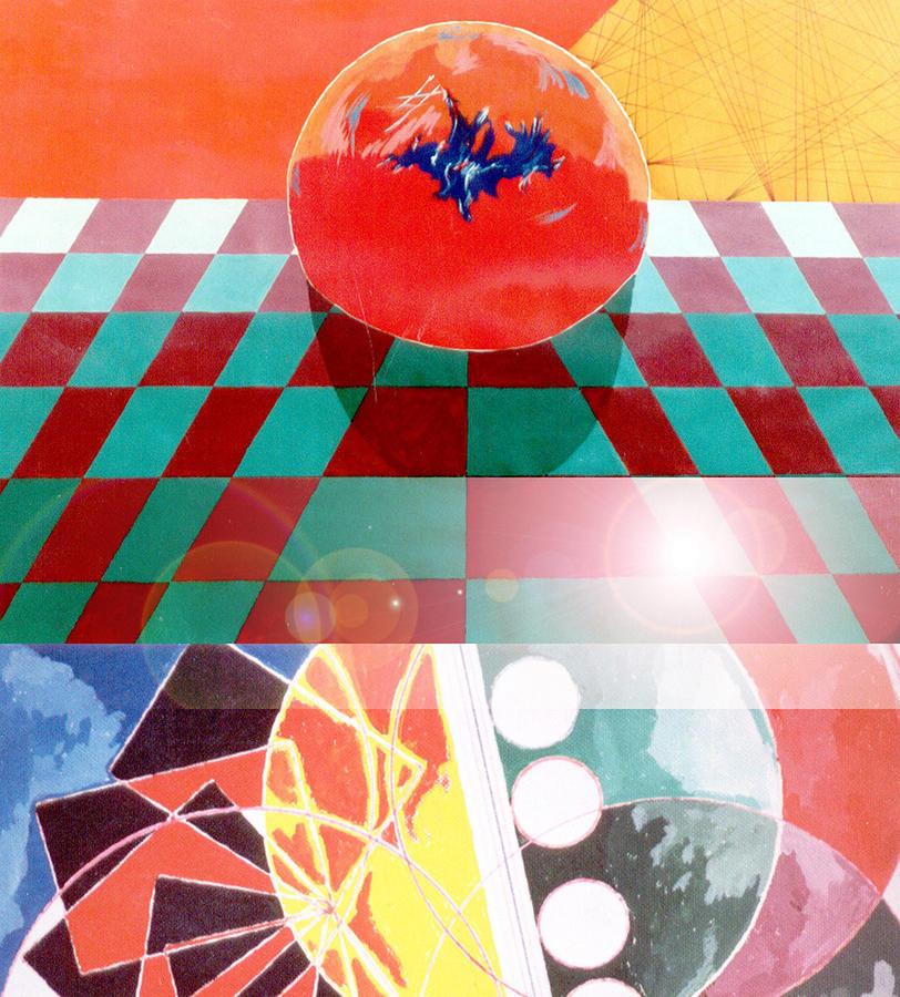 Circles Painting