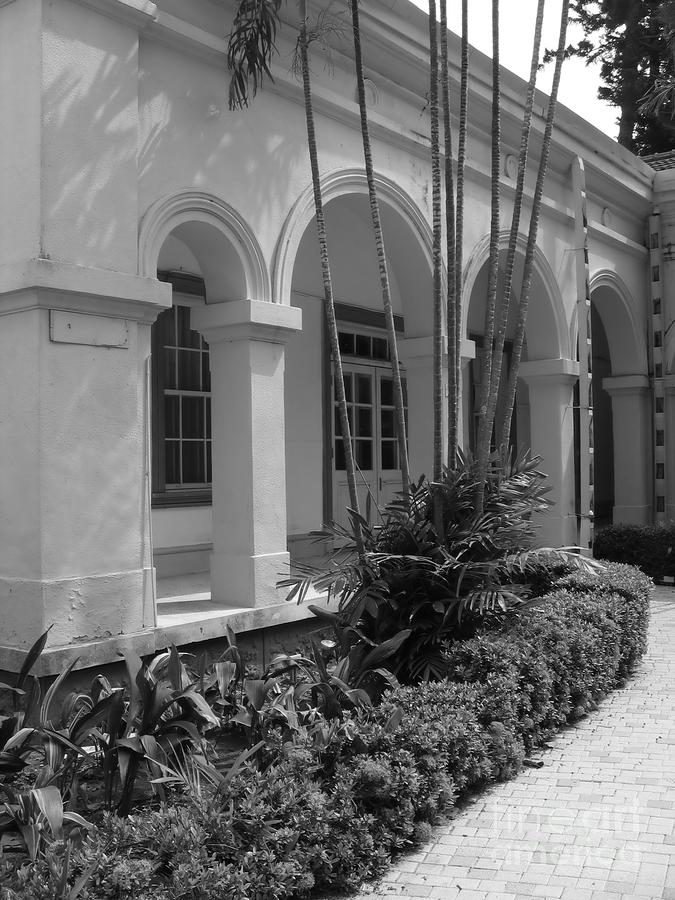 Colonial Architecture Photograph